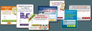 Opt-in box designs