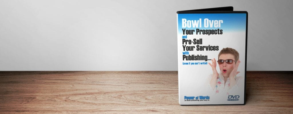 bowl over your prospects video