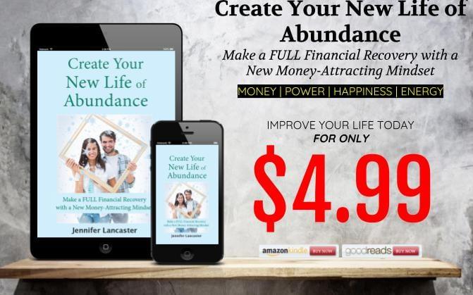 Abundance book banner