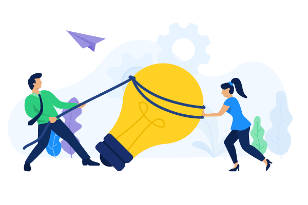 about our idea generation