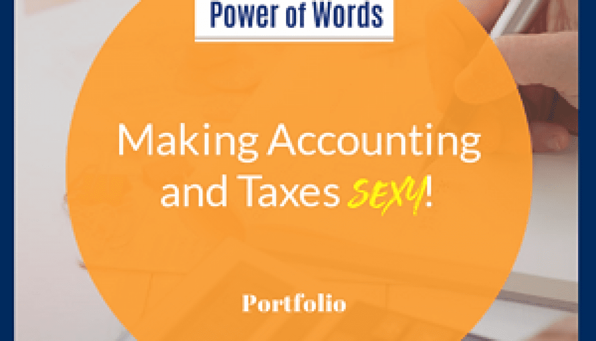 Accounting Copywriter