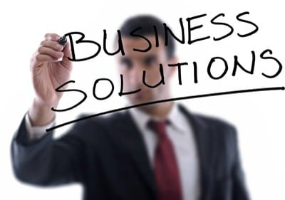 business solutions copywriting