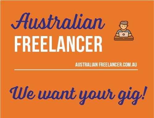 aussie freelancers gigs