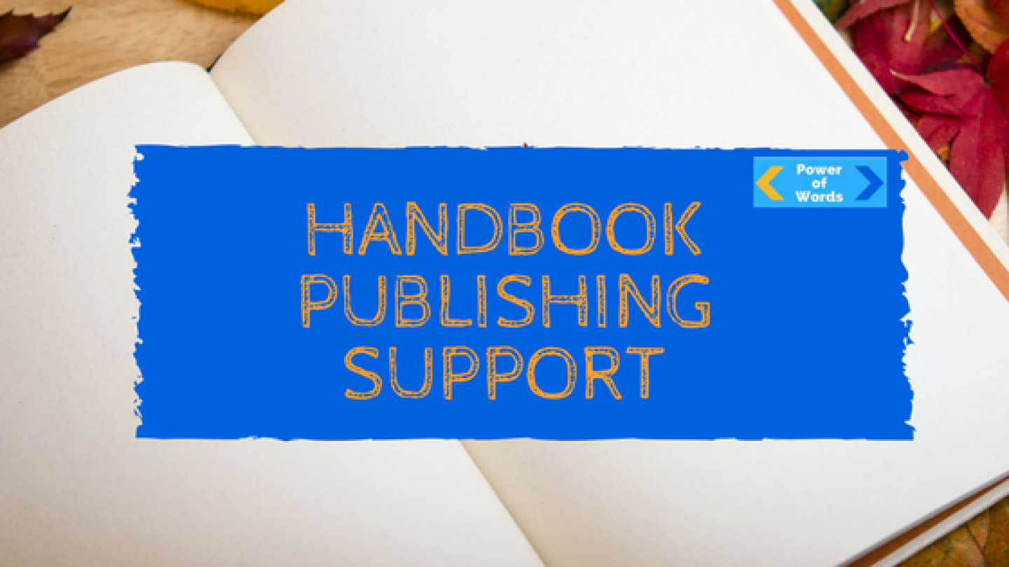 Handbook Publishing Support