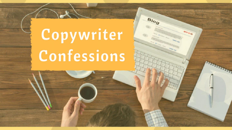 Copywriter Confessions 1